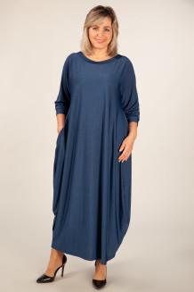 Платье Эвита (джинс)