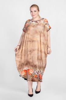 Платье PP05207CHR01 черный