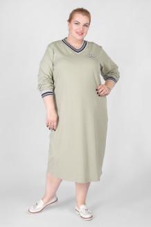 Платье PP12202GRN67 оливка