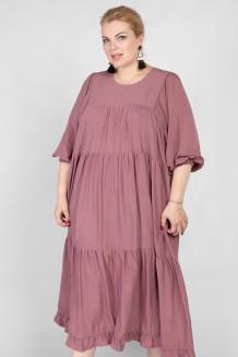 Платье PP22904PIN40 лавандово-розовый