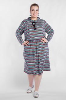 Платье PP27608STR24 полоска