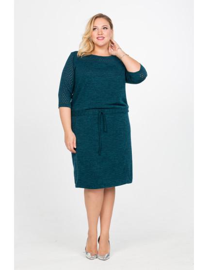Платье Ренея (зеленый)