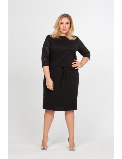 Платье Ренея (черный)