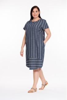 Платье Аланьи (синий)