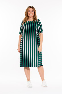Платье Эмеральда (зеленый)