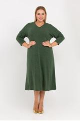 Платье Ева (зеленый)