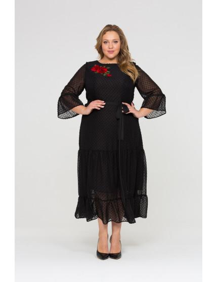 Платье Феличе (черный)
