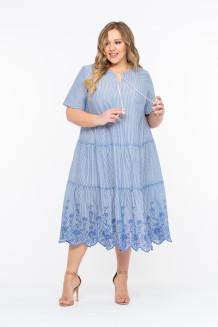 Платье Мерида (голубой)