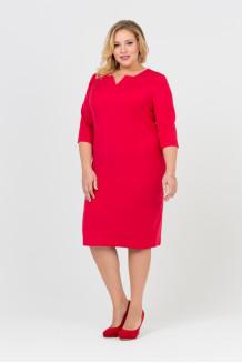 Платье Невада (красный)