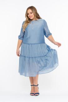 Платье Шейла (голубой)