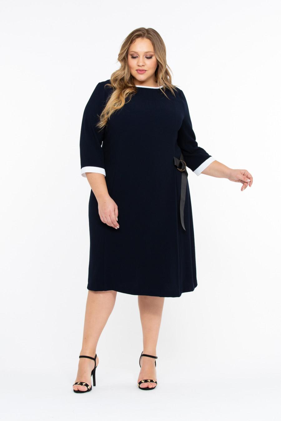 Модные Платья 2021 Женские Для Полных Женщин