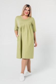 Платье 1063 светло зеленый