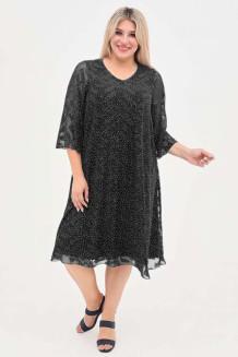 Платье 1084 черный