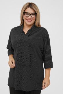 Блузка 1133 черный