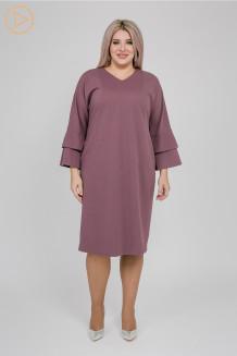 Платье 1148 сиреневый