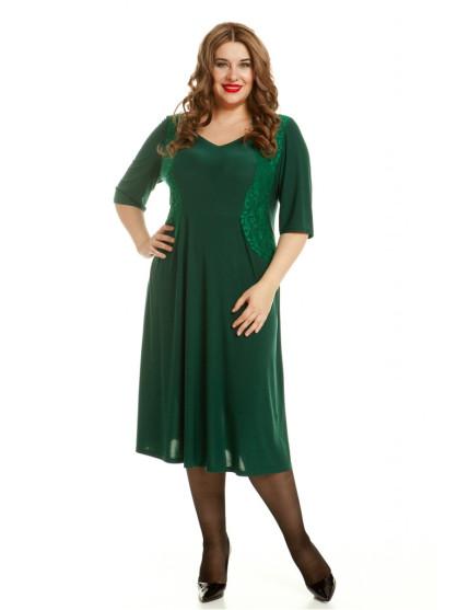 Платье 460 (зеленый)