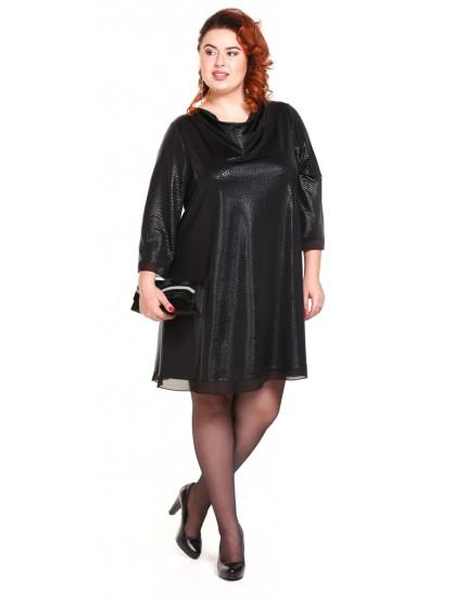 Платье 463 (черный)