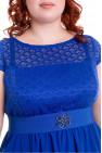 Платье 501 (медная синь)