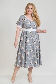 Платье 606 (серый)
