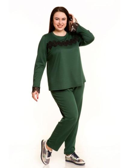 Костюм 698 (зеленый)