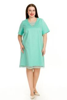 Платье 720 (бирюза)