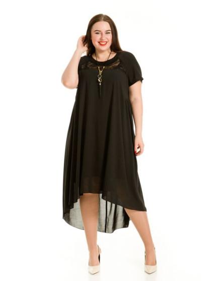 Платье 731 (черный)