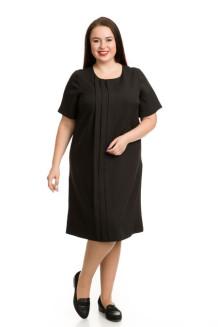 Платье 742 (черный)