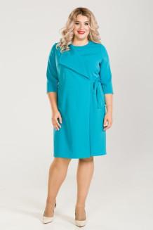 Платье 745 (бирюза)
