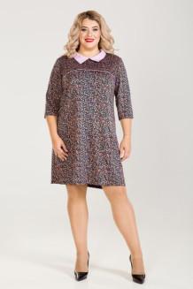 Платье 756 (сиреневый)