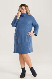 Платье 771 (голубой)