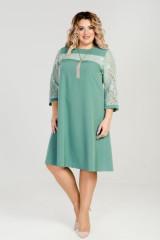 Платье 801 (светло-зеленый)