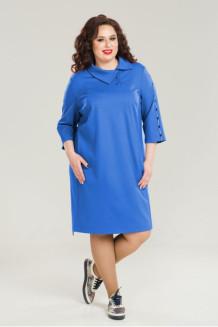 Платье 846 (синий)