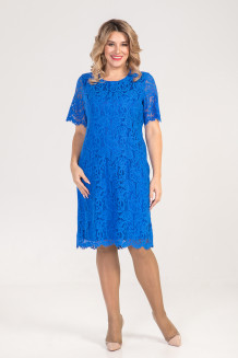 Платье 866 (синий)