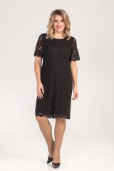 Платье 866 (черный)
