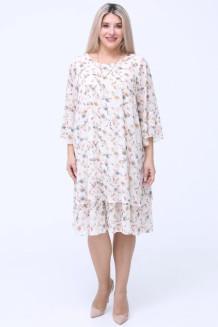 Платье 879 (молочный)