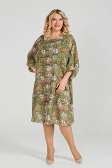 Платье 882 (зеленый)