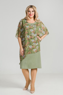 Платье 892 (зеленый)