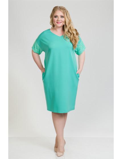 Купить Женское Летнее Платье Большого Размера