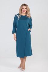 Платье 963 (бирюза)