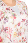 Блузка 436 (цветочный принт)