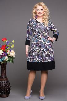 Платье Камилла (сирень)