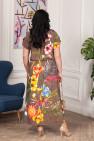 Платье Лилиана (кофе с молоком)
