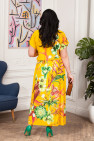 Платье Лилиана (желтый)