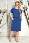 Платье Сильвия (джинса)