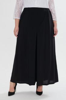 Юбка брюки Карусель (черный)