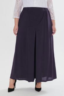 Юбка брюки Карусель (серый)