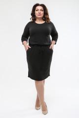 Платье Надин (черный)