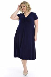Платье Саманта (темно-синий)
