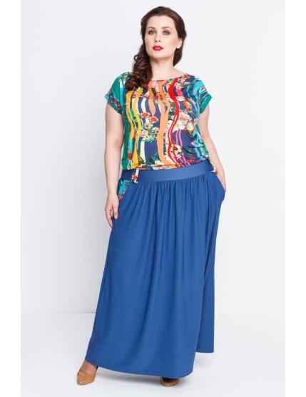 Платье Тиффани (джинса)