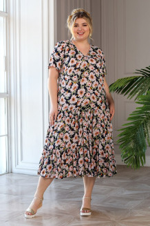 Платье Виктория (ромашки)